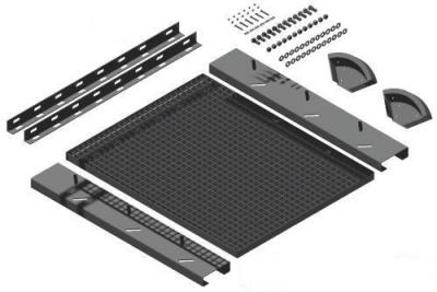 profishop f r stahl edelstahl und aluminium verzinkte bausatztreppen aus stahl. Black Bedroom Furniture Sets. Home Design Ideas